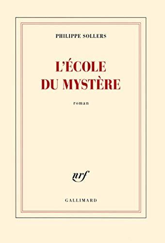 9782070143290: L'École du Mystère