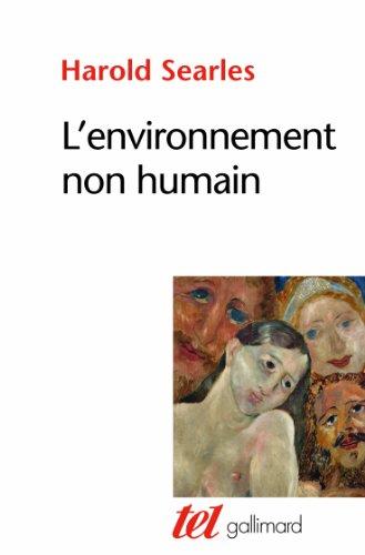 9782070143726: L'environnement non humain