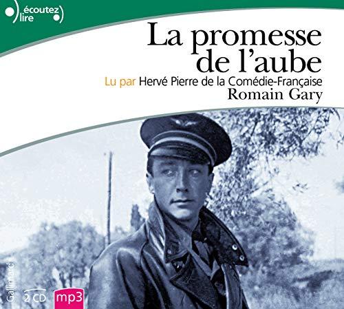 9782070144181: La Promesse De L'aube CD (French Edition)