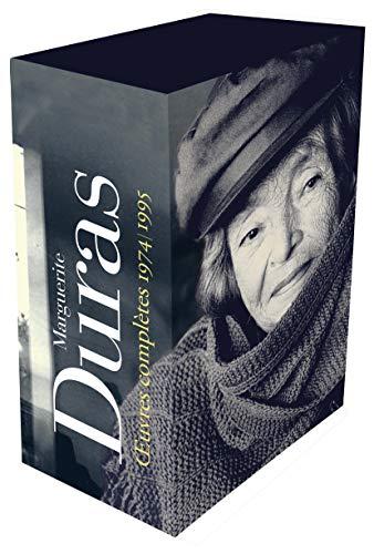 9782070144778: Marguerite Duras Coffret Oeuvres Completes III, IV : 1974-1995 [Bibliotheque de la Pleiade] (French Edition)