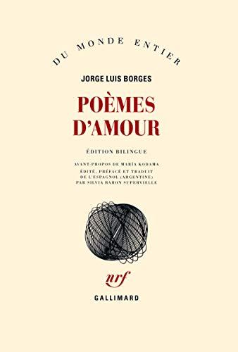 9782070145096: Po�mes d'amour