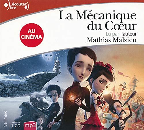 MÉCANIQUE DU COEUR (LA) 1CD MP3: MALZIEU MATHIAS