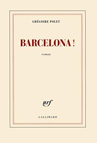 Barcelona!: Burns, Tom
