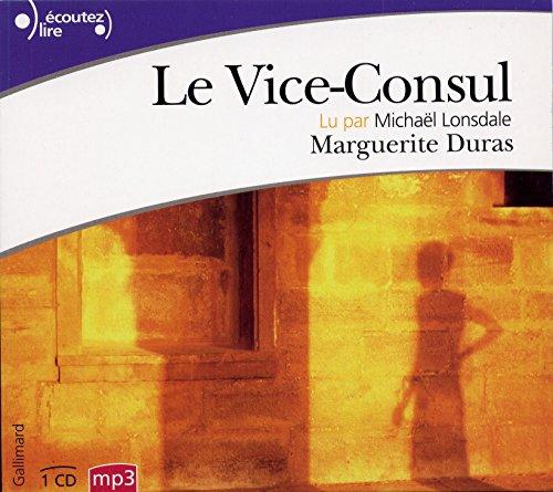 VICE CONSUL 1CD MP3: DURAS MARGUERITE