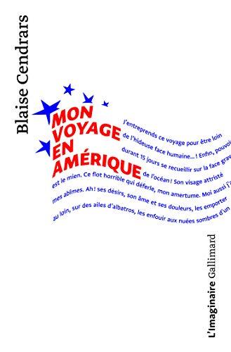 9782070148103: Mon voyage en Amérique