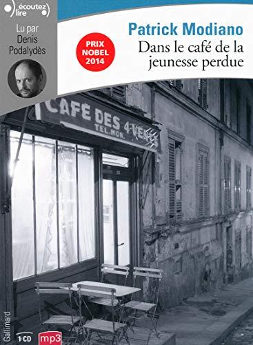 9782070148318: Dans le café de la jeunesse perdue. MP3-CD (French Edition)