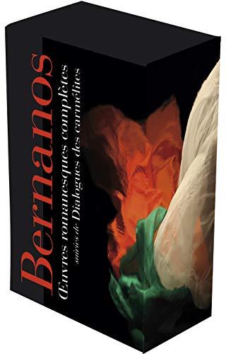 9782070149568: Georges Bernanos : OEuvres romanesques complètes suivi de Dialogues des carmélites - Coffret de deux volumes vendus ensemble [ Bibliotheque de la Pleiade ] (French Edition)