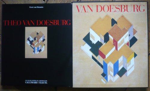 9782070150014: theo van doesburg, peintre et architecte