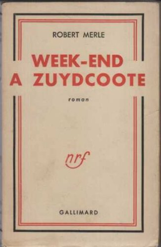 9782070170937: Week-end at Zuydcoote