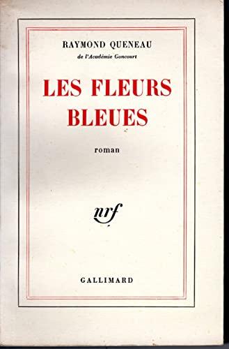 9782070173778: Les fleurs bleues