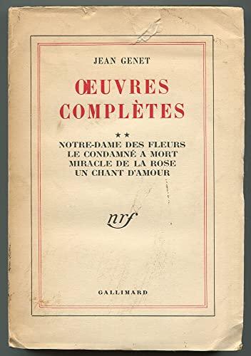 Oeuvres completes (Tir Restreints) Schlumberger J