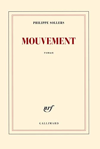 9782070178377: Mouvement (French Edition)