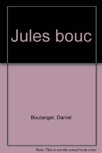 9782070189502: Jules Bouc