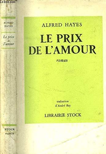 9782070191239: Le Prix de l'amour