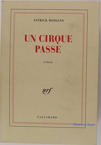 9782070191260: Un cirque passé