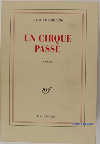 9782070191260: Un cirque passe