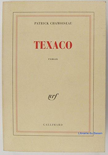 9782070191376: Texaco - Prix Goncourt 1992