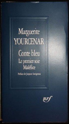 9782070191444: Conte bleu / le premier soir / malefice (Beaux Papiers)