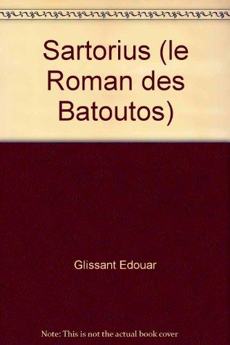 9782070193509: Sartorius