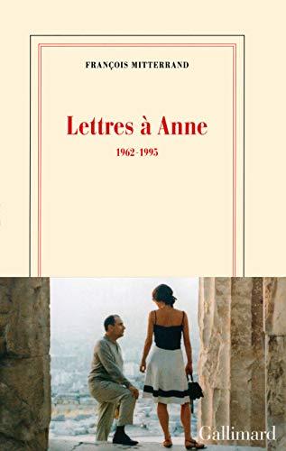 9782070197248: Lettres à Anne: (1962-1995)