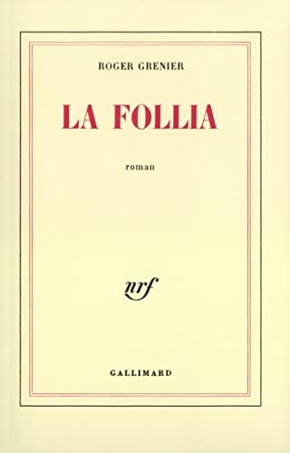 9782070200337: La Follia