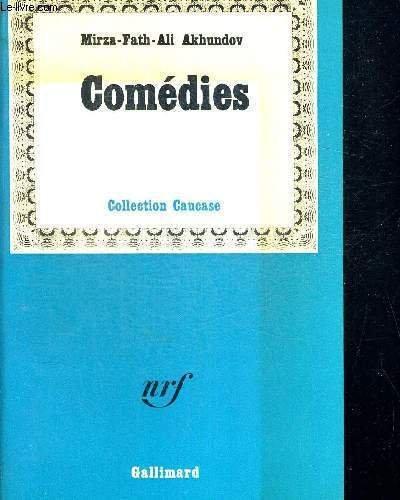 9782070200399: Comédies (Collection Caucase)