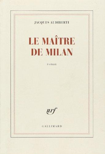 9782070203376: Le Maître de Milan