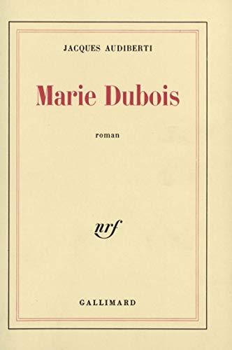 9782070203383: Marie Dubois