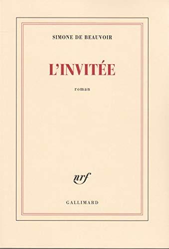 L'Invitee: Simone De Beauvoir