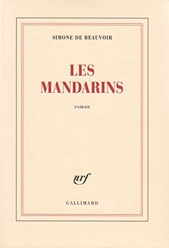 9782070205158: Les Mandarins (Blanche)