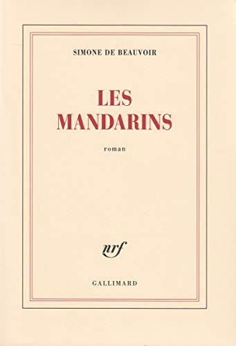 9782070205158: Les Mandarins