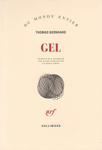Gel: Bernhard, Thomas