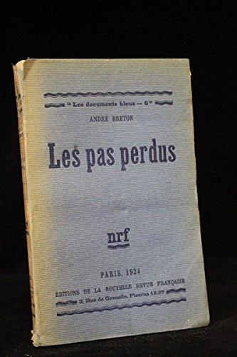9782070209996: Les Pas Perdus