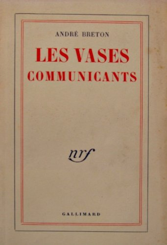 9782070210053: Les vases communicants