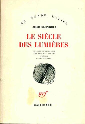 9782070212514: Le Siecle Des Lumieres