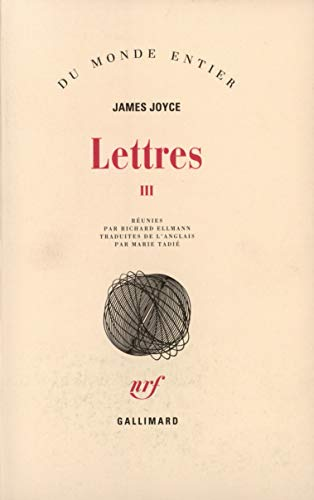 Lettres tome 3