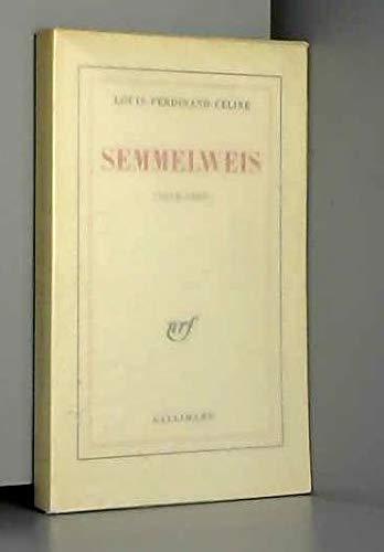 9782070213078: Semmelweis (1818-1865)