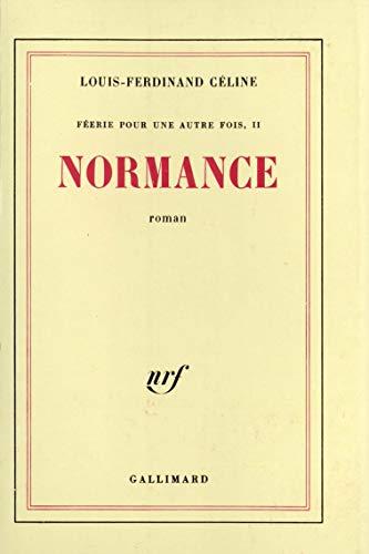 9782070213085: Normance