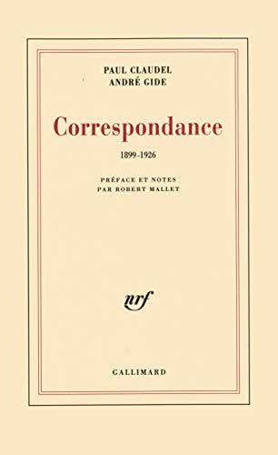 Correspondance : Claudel-Gide, 1899-1926: Akhundov