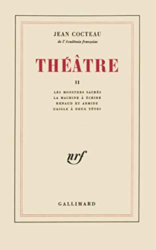 9782070215850: Théâtre, tome 2