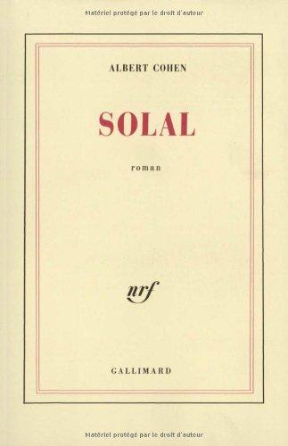 9782070216017: Solal
