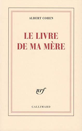 Le livre de ma mère (Blanche) (French Edition) - Cohen, Albert