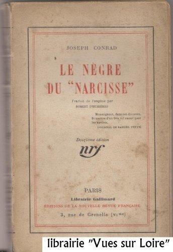 9782070216383: Le Nègre du Narcisse