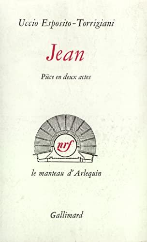 9782070222476: Jean