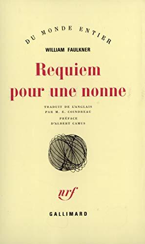 9782070223374: Requiem pour une nonne (French Edition)