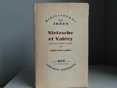 9782070226245: Nietzsche et Valéry