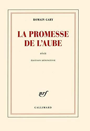 9782070226641: La promesse de l'aube