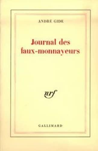 9782070227730: Journal des faux-monnayeurs