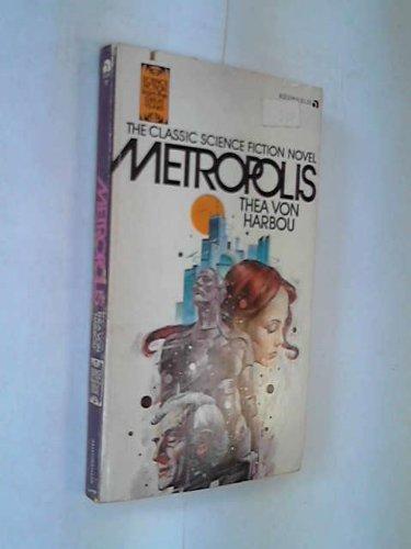 9782070231003: Metropolis