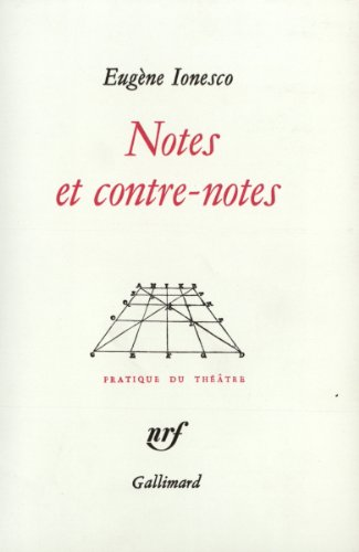 9782070233045: Notes et contre-notes